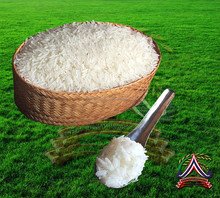 High quality premium grade thai jasmine rice 105 thai hom mali rice , factory rice suppliers in thailand