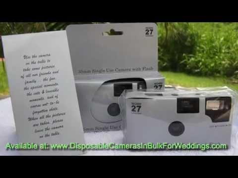 Get Quotations Wedding Cameras Disposable Digital