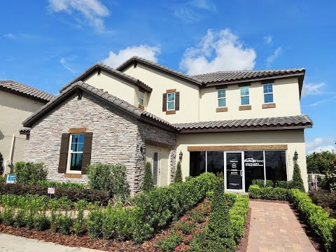 ... Winter Garden New Homes   Watermark By Meritage Homes   Jasmine Model