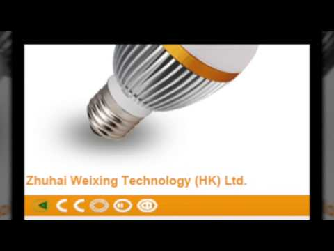 China led light supplier E27 led bulb light manufacturer Weixingtech led bulb light wholesale