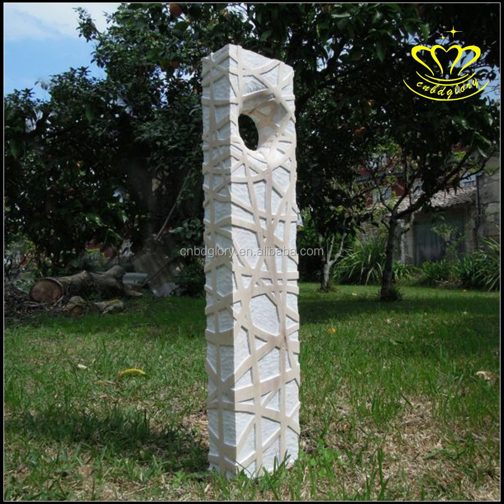 Stone Carving Garden Culture Pillars Granite Marble Pillars Of