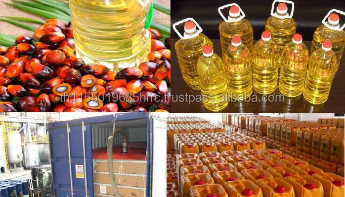 Refined Palm Olein Cooking Oil Cp6 - Cp8