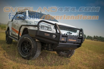4x4 Accessories Front Bumper K2 Next Trail For Chevrolet