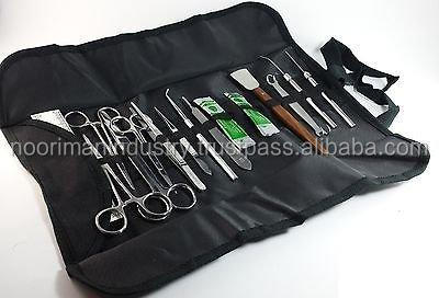 Dissecting Dissection Kit Set LARGE ANIMAL Student College Veterinary Surgical Instruments / Dissecting Sets
