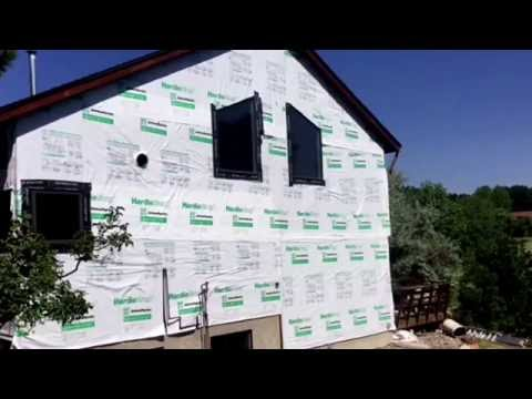 James Hardie Colorado Springs - Siding Pro - Inazu Project Update #1 - Siding Colorado Springs