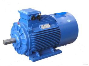 YD series three-phase double speed motors