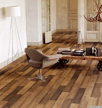 Rustic Wood Look Luxury Vinyl Planks