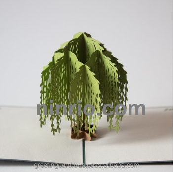 Willow tree 3d pop up card valentine card greetings card buy 3d willow tree 3d pop up card valentine card greetings card m4hsunfo