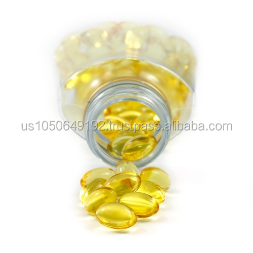 Excellent Quality Omega 3 Fish Oil Softgel