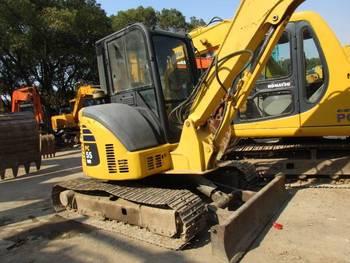 5 Ton Mini Excavator Komatsu Pc55mr-2 Pc50 Pc50uu - Buy Komatsu Pc50  Excavator,Komatsu Excavator Pc55,Komatsu Pc50uu-2 Excavator Product on
