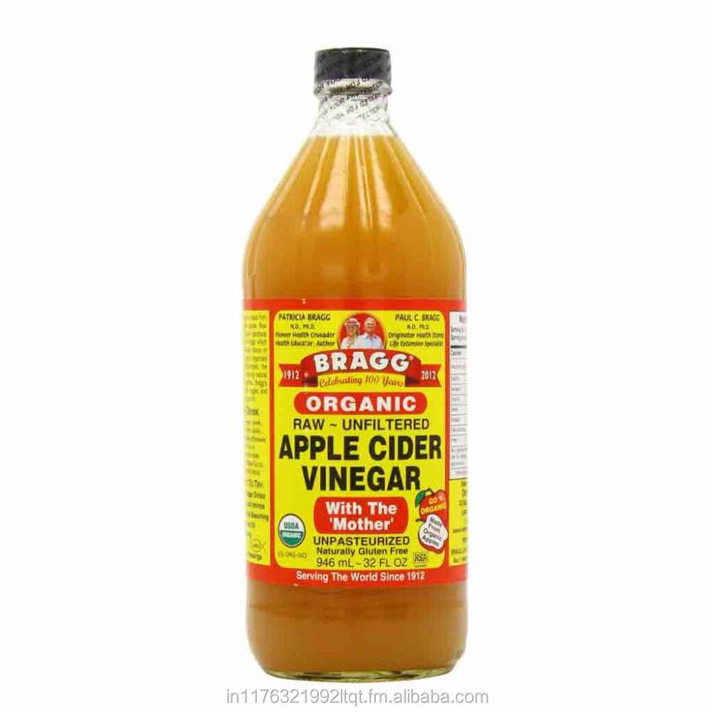 Bragg Raw Organic Apple Cider Vinegar Whole Foods