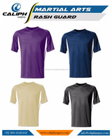 Mens Rash Guard Swim Shirt Loose Fit Fitting Swimwear Navy/Blue/Tan/White