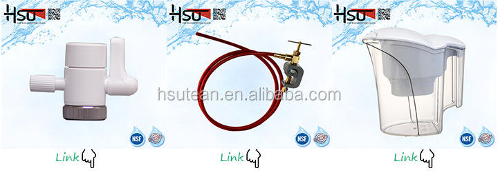 Food Grade 1 4 Quot Quick Connector Gac Fitting Water Filter