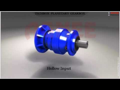 Planetary Gearbox Unit, Bevel Planetary, Mini Planetary Gearbox