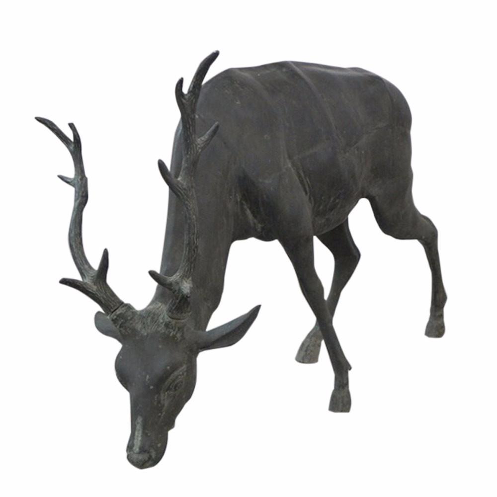 Indian Bronze Brass Elephant Statue 6 X 3 Cm Sbg 281 Buy