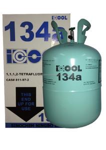 Pure (99 98%) R134a Refrigerant