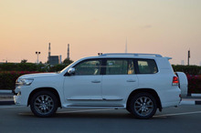Land Cruiser 200 New Car Export Sahara Motors Dubai