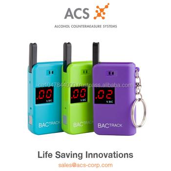 Compact Pocket Backtrack Keychain Self Alcohol Tester - Buy Digital  Bactrack Keychain Breathalyzer,High Accuracy Of Bactrack Keychain