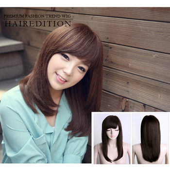 Best Quality 100 Human Hair Wigkorea Full Wig Volume Straight