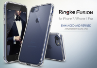 [Ringke] Ringke Fusion Smart Phone Case For iPhone 7 & 7 Plus