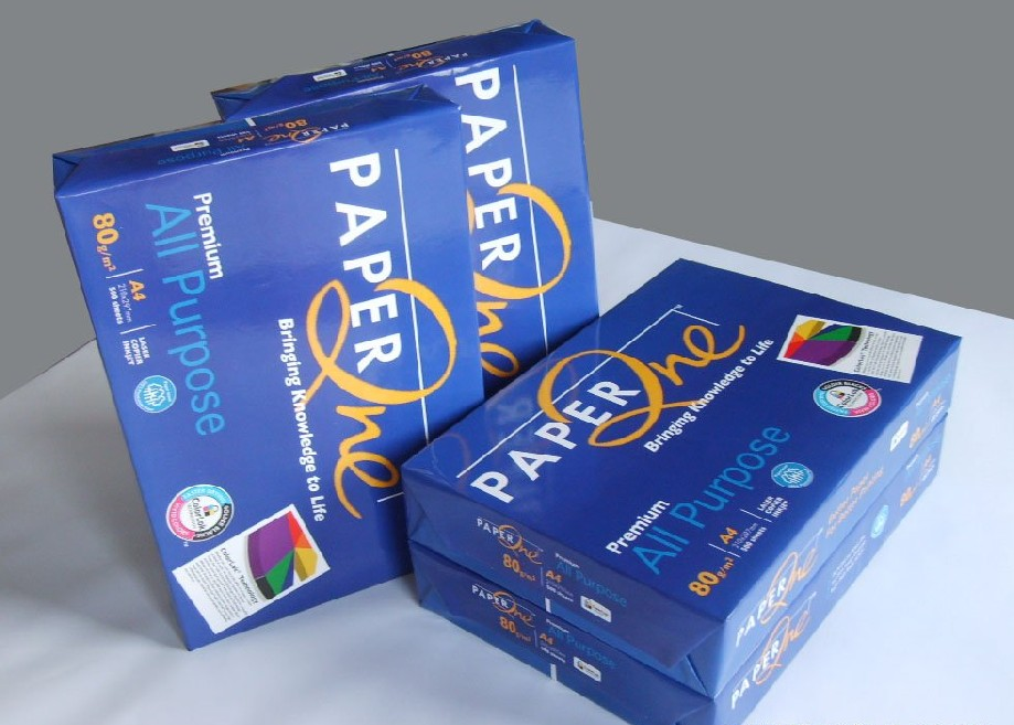 Paper One A4 Laser Cut Copy Supplier Double 80gr Brilliant Product On Alibaba