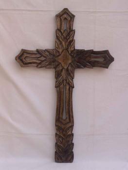 vintage wooden cross 12 buy carved wooden cross wood craft