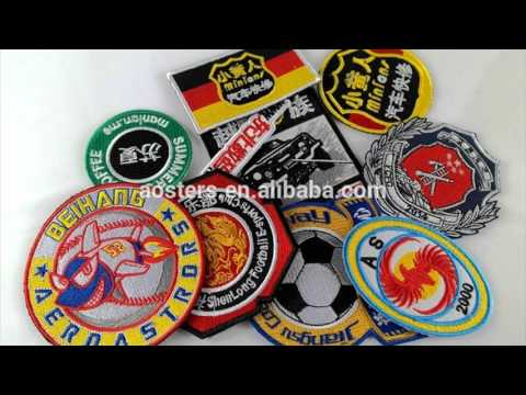 Difference Between Cloth Patches and Embroidered Patches