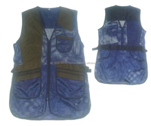Clay Shooting Cotton Vest ,Mesh Shooting vest