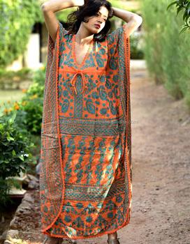a006bd1b599 Hand Sewing Plus Size Summer Kaftan - Buy Designer Short Kaftans ...