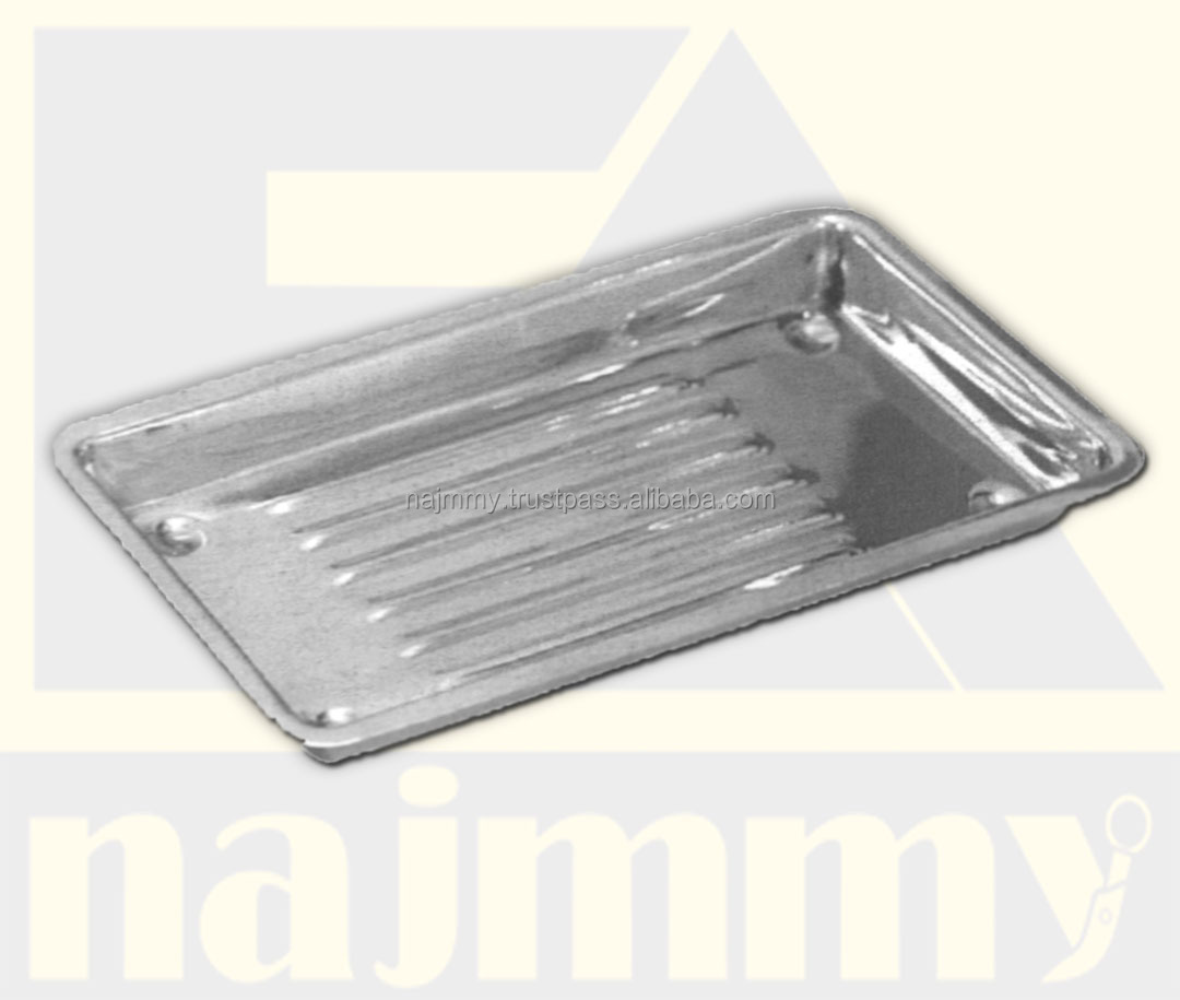 Scallers Tray, Holloware