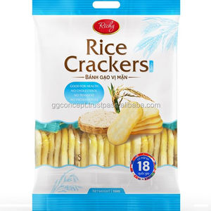 Richy Salty Rice Crackers/ Rice Cake