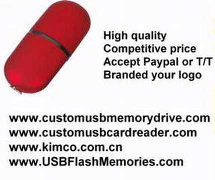 Wholesale flash drive USB key memory drive custom logo