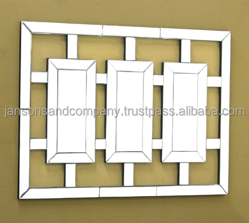 Rectangular Decorative Panel smart Mirror