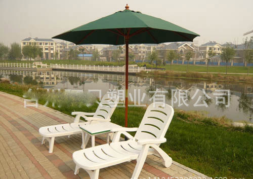 White Pool Lounge Chairs: Large Thick White Plastic Beach Chair Pool Lounge Chair