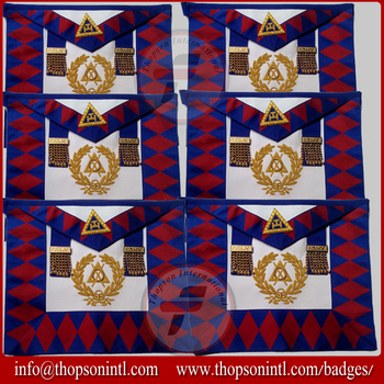 Royal Arch Grand Chapter Supreme Apron - Buy Royal Arch Grand Apron,Masonic  Provincial Apron,Masonic Regalia Craft Apron Product on Alibaba com