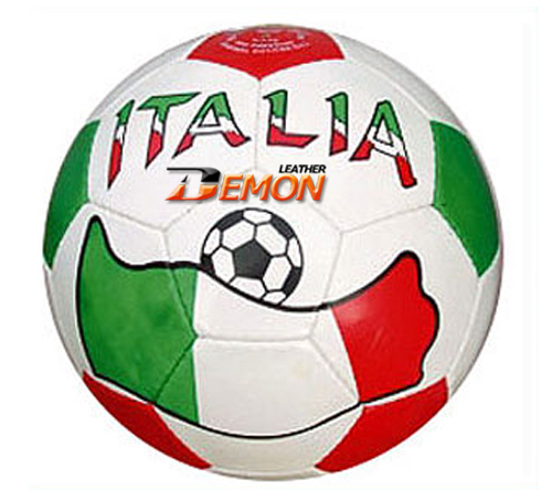 Italia Flag Soccer Ball