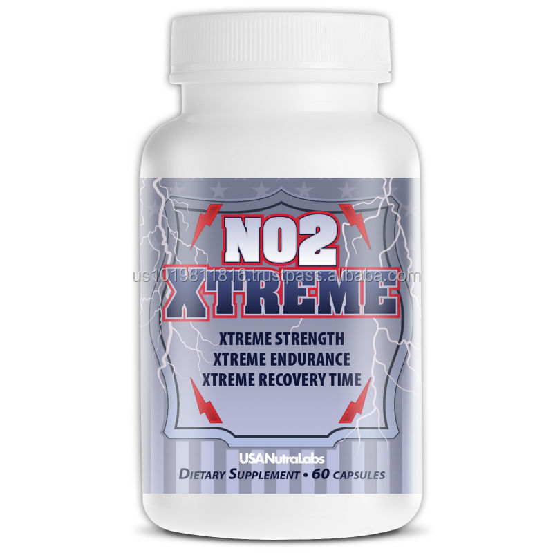 OEM SPORTS NUTRITION / Capsules / EXTREME NITIRIC OXIDE Supplement