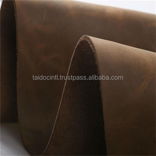 cow split leather for shoes/Best quality by TAIDOC