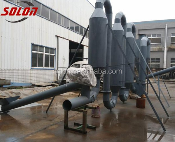 2016 Air flow flash dryer /sawdust drying equipment /air flash dryer for saw dust