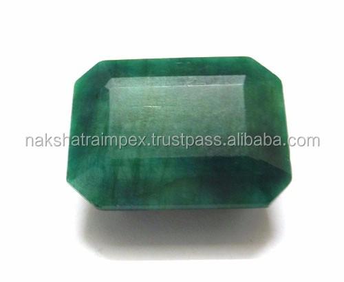Pulsera de chip de piedras preciosas esmeralda