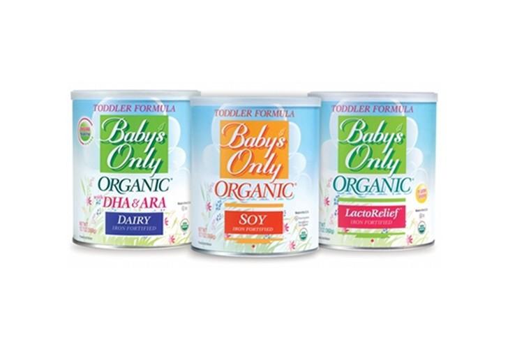 Baby S Only Organic Toddler Formula Buy Dha Amp Ara