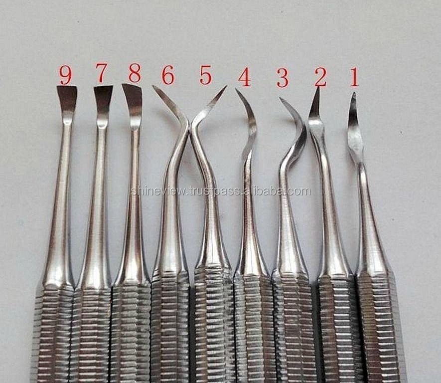 Denal Picks Probe Cleaning Teeth Oral Dental Tools Kits Buy Denal