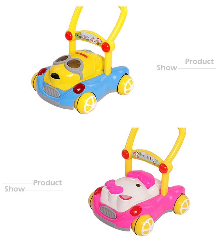 Factory wholesale cheap price 2017 Newest Kids Educational baby walker for big babies