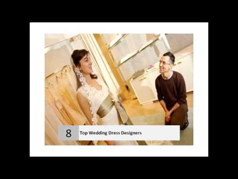 Top Wedding Dress Designers - Top Wedding Dress Designer