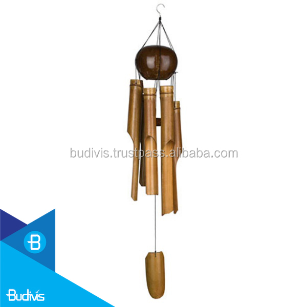 Top Sale Bamboo Wind Chime Production
