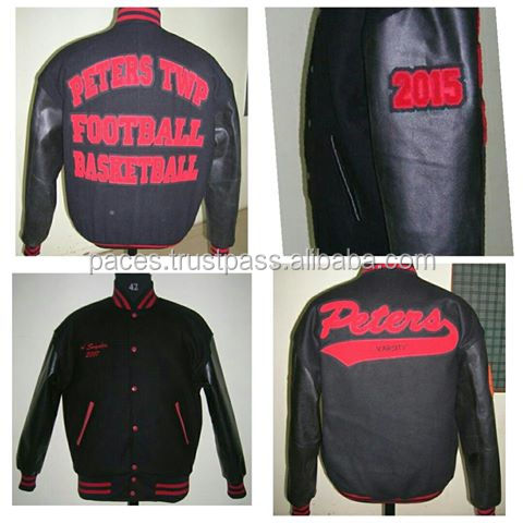 Varsity letterman jacket Men's Jackets & Coats