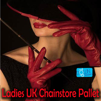 UK EX CHAIN-STORE CLOTHING PALLET -SPRING/SUMMER 2016!-L2016