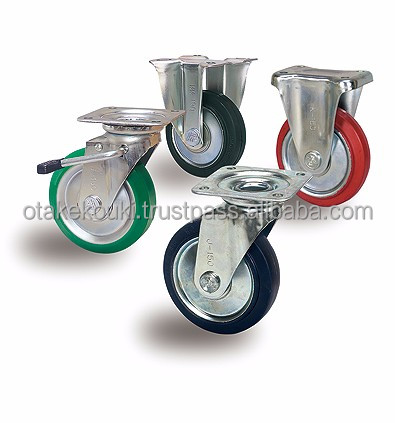 High quality and Reliable swivel caster wheels CASTER with High quality and Popular made in Japan