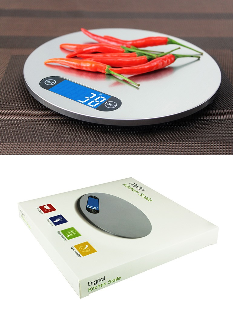 best selling 3kg digital kitchen food weighing scale
