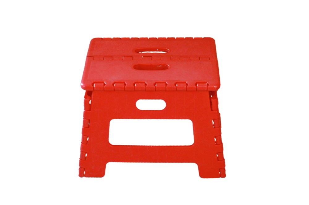 Mix color step stool chair, plastic chair for kid with normal size
